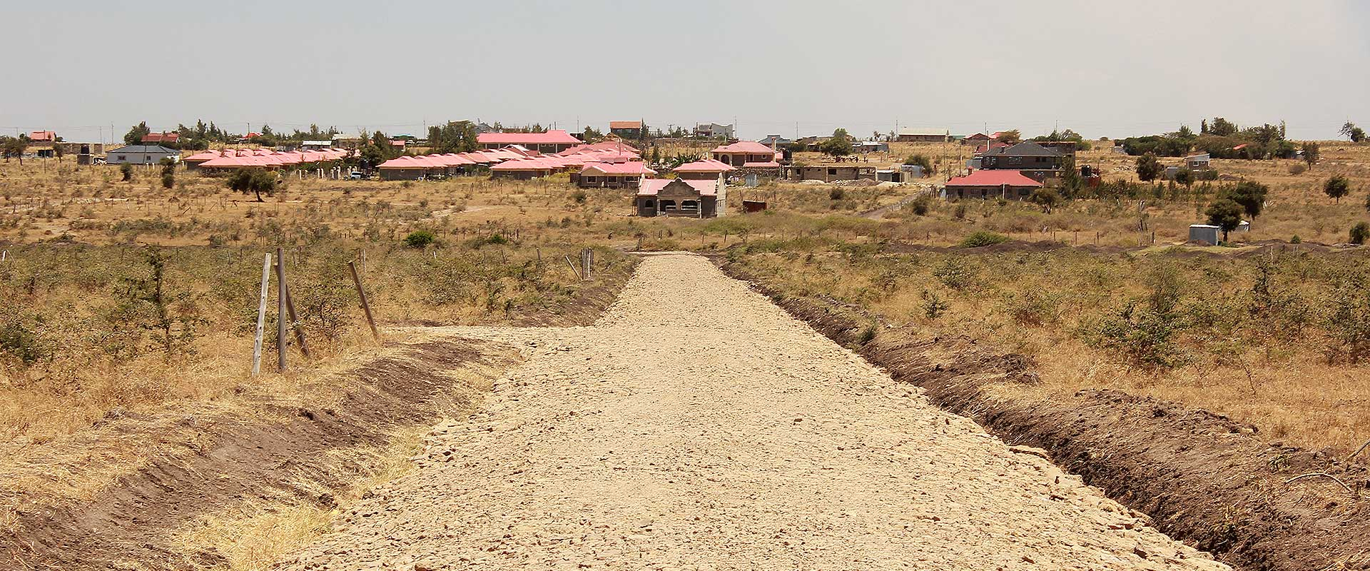 Daykio Machakos Project (Kantafu) %%sep%% 1/8 acre plots next to Kangundo Rd.