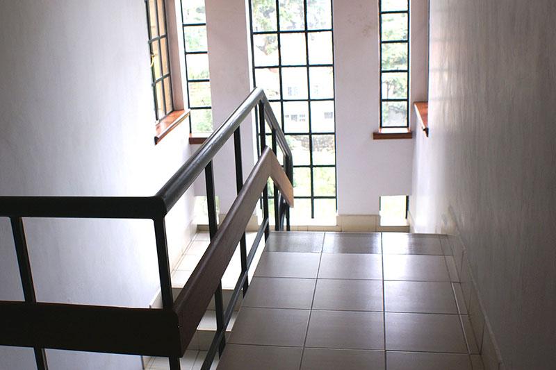 Daykio Court - Stairwell
