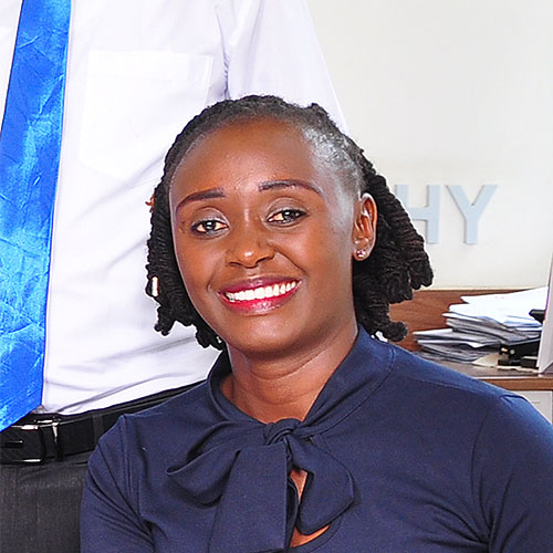 Caroline Kinyanjui - Group Manager - Business Development